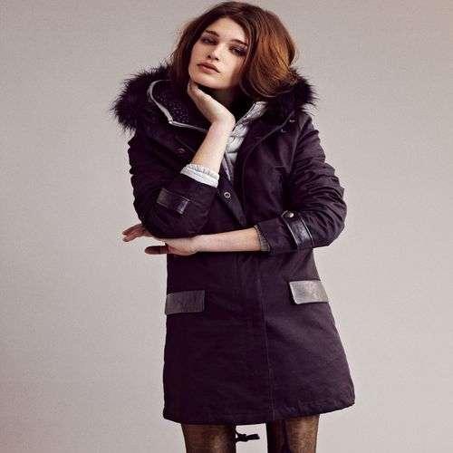 I.Code propone un look bohemio y masculino para el otoño/invierno 2012/2013