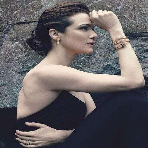 Rachel Weiz es la nueva imagen de Bulgari