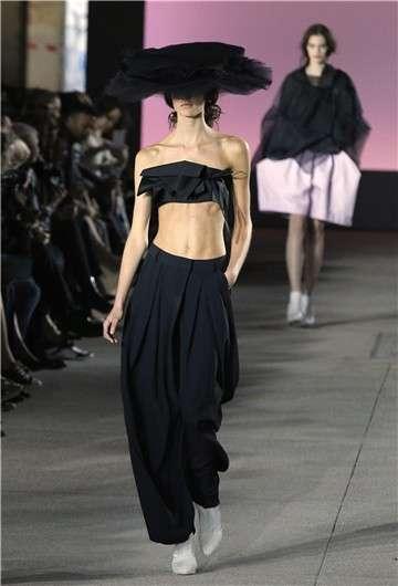 moda 2013 john galliano