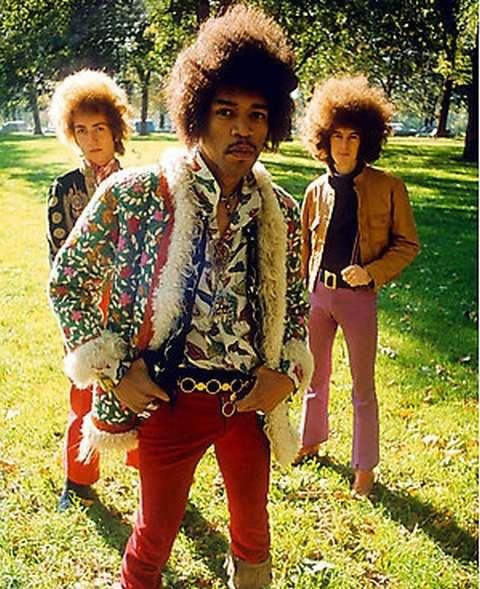 Línea de ropa de Lyric Culture inspirada en Jimi Hendrix