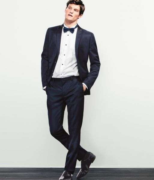 Moda masculina de H&M para Navidad