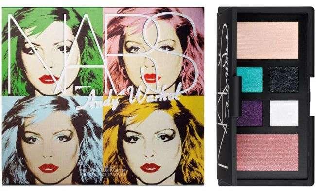 Maquillaje de Nars inspirado en el Pop Art
