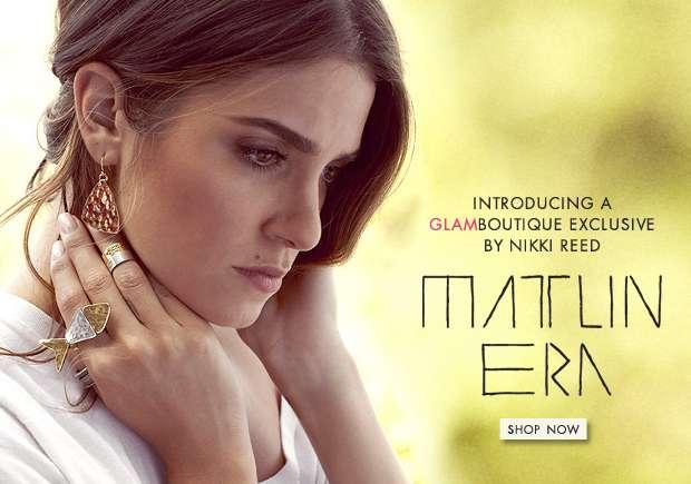 Mattlin Era, nueva linea de joyería de Nikki Reed