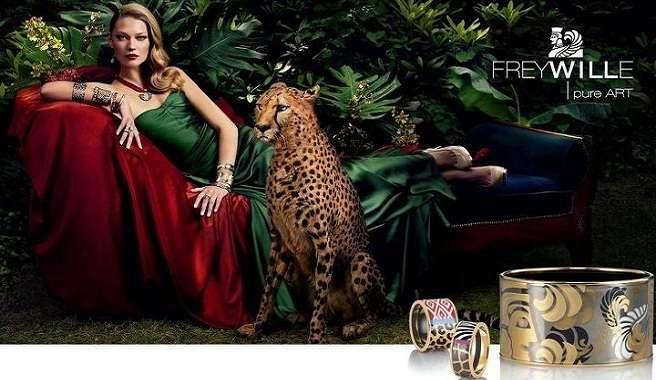 """""""Espíritu de África"""", nueva colección de Frey Wille"""