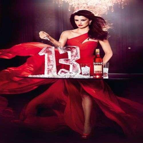 Penélope Cruz protagoniza el Calendario 2013 de Campari