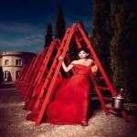 Penélope Cruz para el Calendario Campari 2013 Diciembre