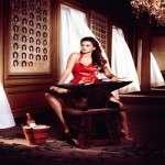 Penélope Cruz para el Calendario Campari 2013 Noviembre