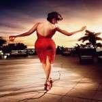 Penélope Cruz para el Calendario Campari 2013 Septiembre