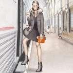 moda mujer boss orange 1