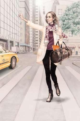 moda mujer boss orange