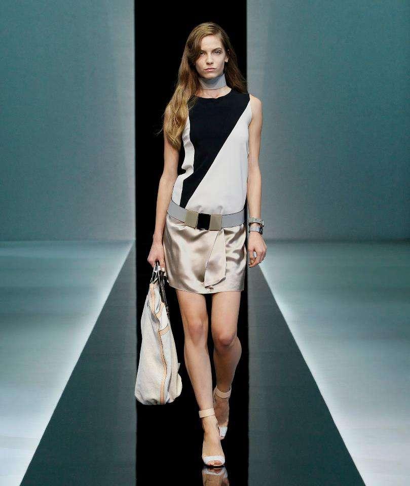 077c0ef6bc356 Moda mujer 2013 Emporio Armani - Estás de Moda  Revista de moda para ...