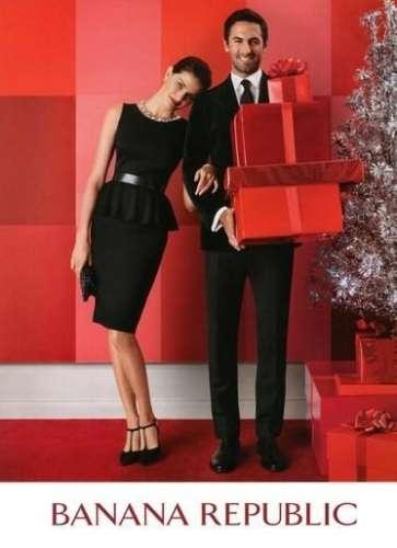 moda navidad 2012