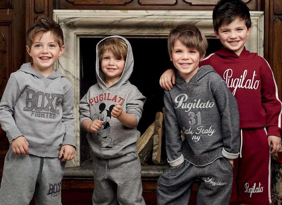 Ropa para ni os navidad 2012 d g est s de moda revista - Trajes de navidad para bebes ...