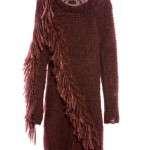 moda otoño 2012 burgundy 16