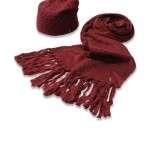 moda otoño 2012 burgundy 17