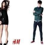 Lookbook H&M otoño 2012 juvenil