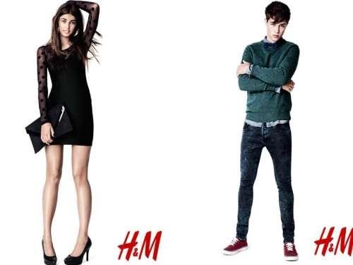 Revista Moda Lookbook Moda H De Juvenil amp;m Otoño 2012 Estás SSf0q8HRw