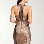 vestidos cortos navidad 2012 2