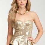 vestidos cortos navidad 2012 1