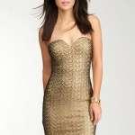 vestidos cortos navidad 2012 5