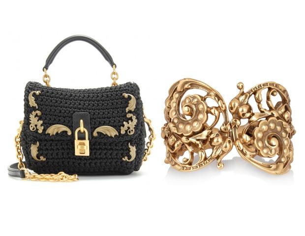 accesorios barrocos