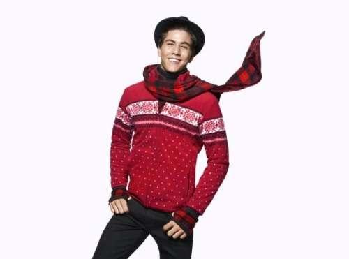 moda hombre navidad 2012