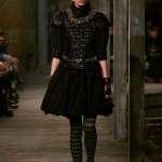 moda pretoño 2013 de chanel 1