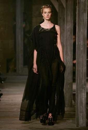 moda pretoño 2013 de chanel