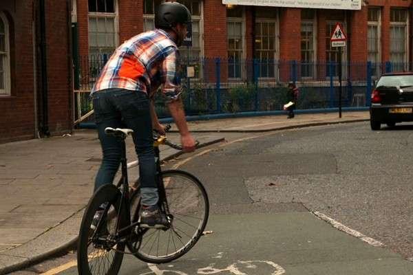 Nueva colección masculina de H&M y Brick Line Bikes