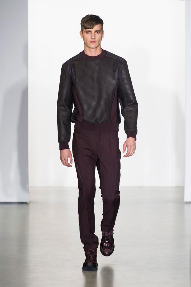 Calvin Klein otoño-invierno 2013