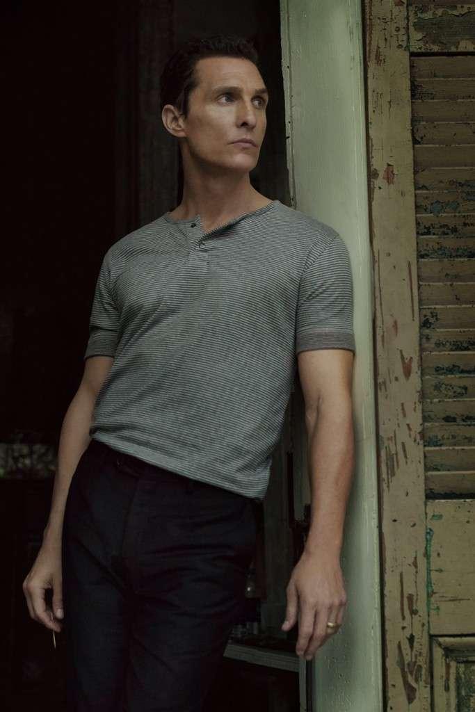 Matthew McConaughey lanza su propia colección de ropa masculina