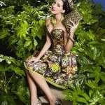 Maya Hasen by Fosco se inspira en México para la primavera verano 2013
