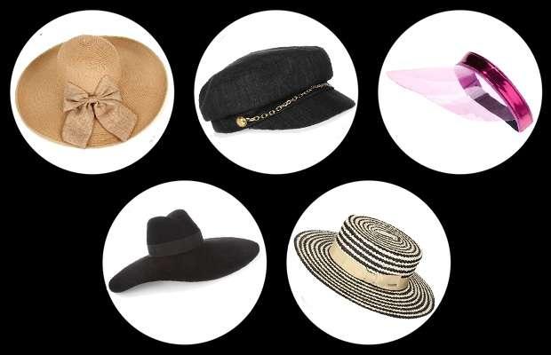 sombreros moda