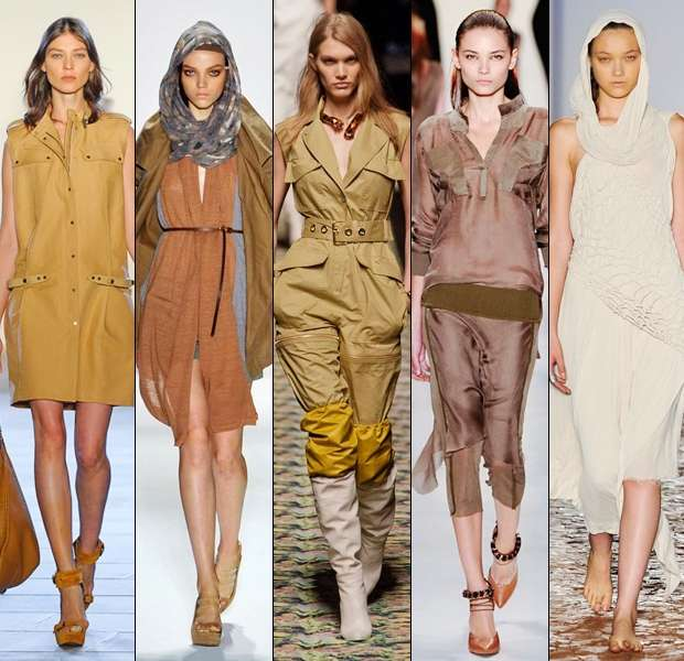 Safari  la nueva tendencia para el próximo otoño 2013 se impone ... da048b5fa392