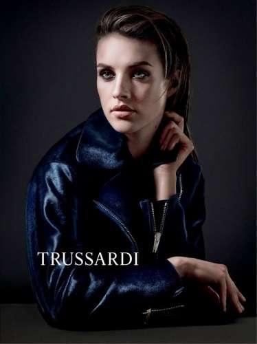 moda trussardi otoño 2014