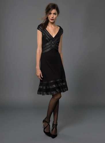 vestidos otoño 2013