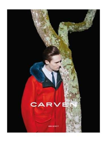 moda hombre carven