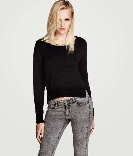 Ginta Lapina for H&M October 2013-005
