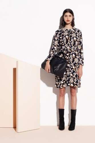moda estampada otoño 2013