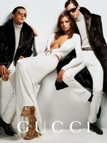 d9dcd9ecb Vestidos de fiesta Gucci otoño 2013 - Estás de Moda  Revista de moda ...