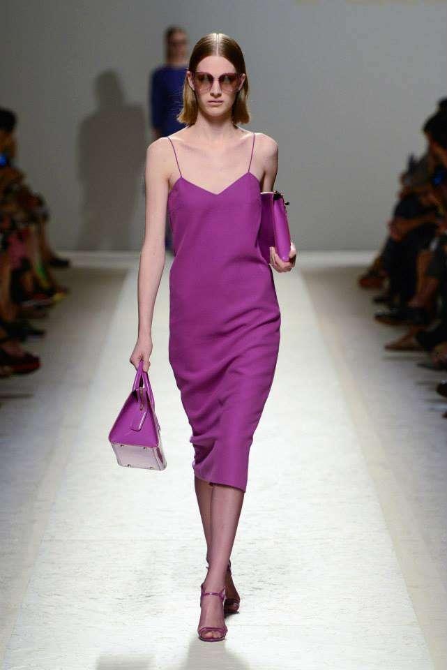 Ropa verano 2014 Max Mara el imperio del color - Estás de Moda ...
