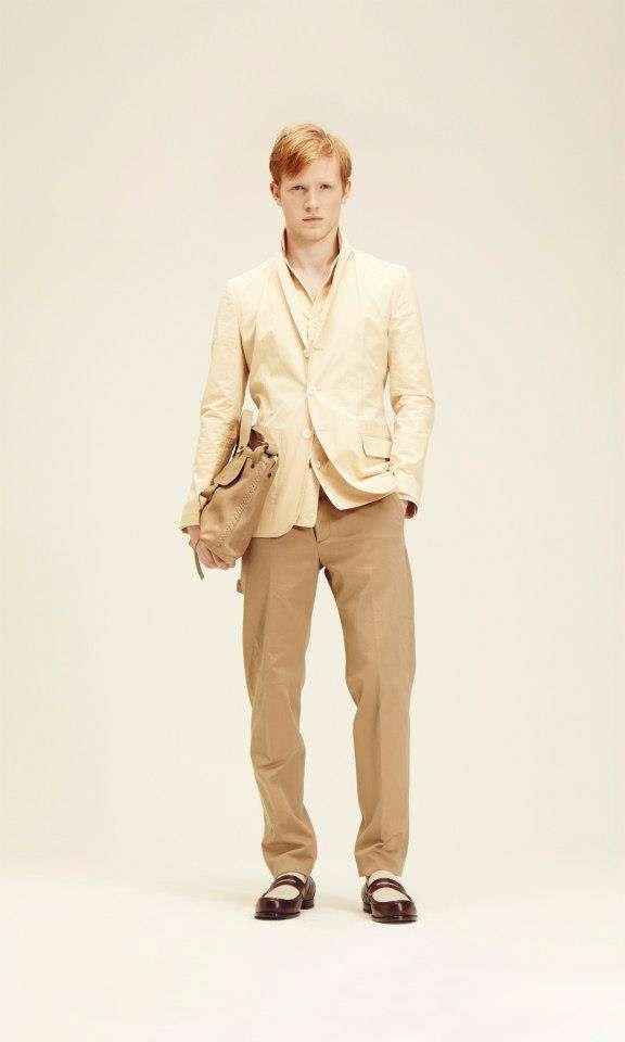 trajes para hombre