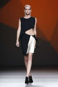 Primeras jornadas de la Mercedes Benz Fashion Week Madrid