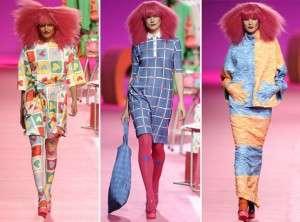Primeras jornadas de la Mercedes Benz Fashion Week Madrid10