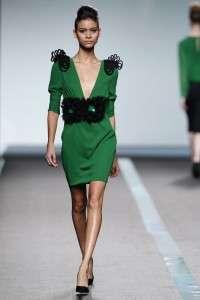 Primeras jornadas de la Mercedes Benz Fashion Week Madrid2