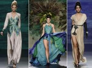 Primeras jornadas de la Mercedes Benz Fashion Week Madrid3