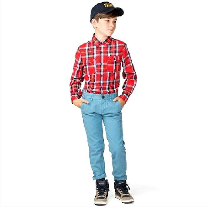 Las 8 mejores marcas de ropa para chicos - Planeta JOY