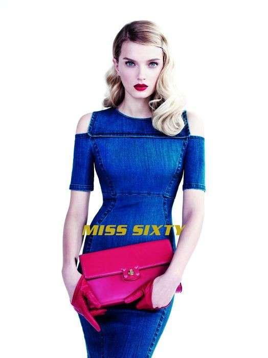 La moda vaquera en Miss Sixty