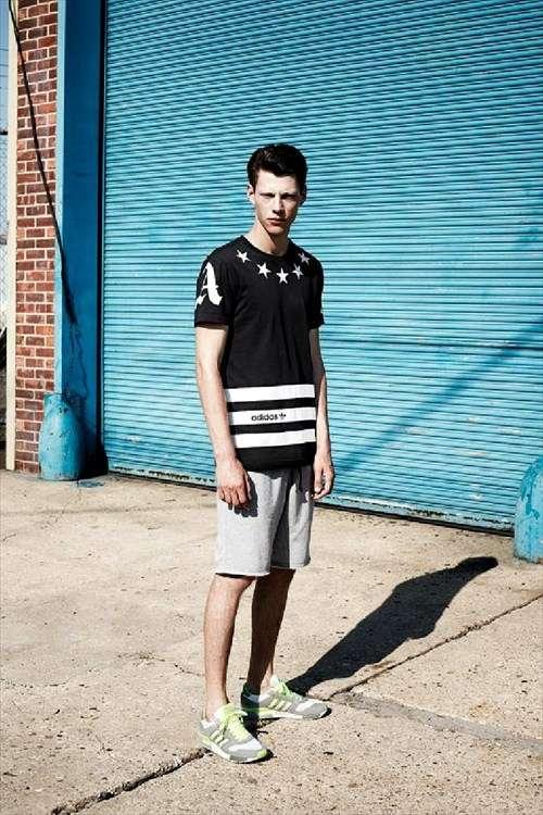 moda juvenil adidas