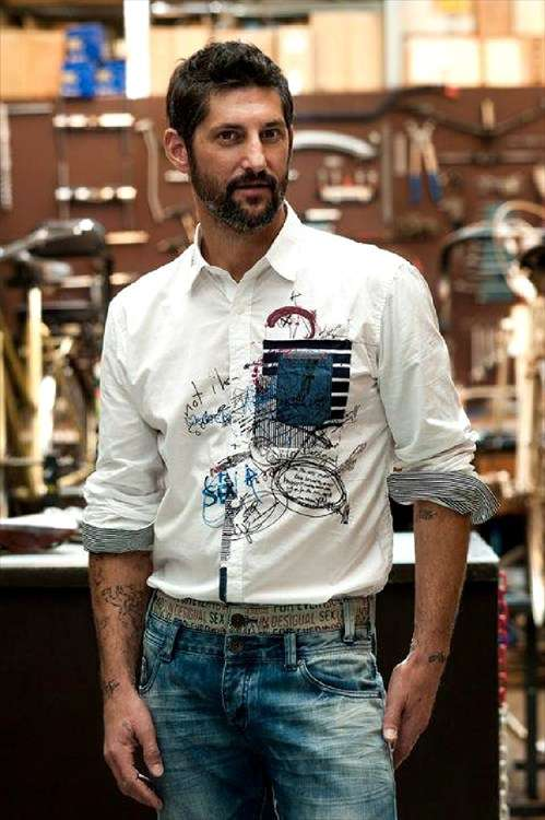 camisas desigual